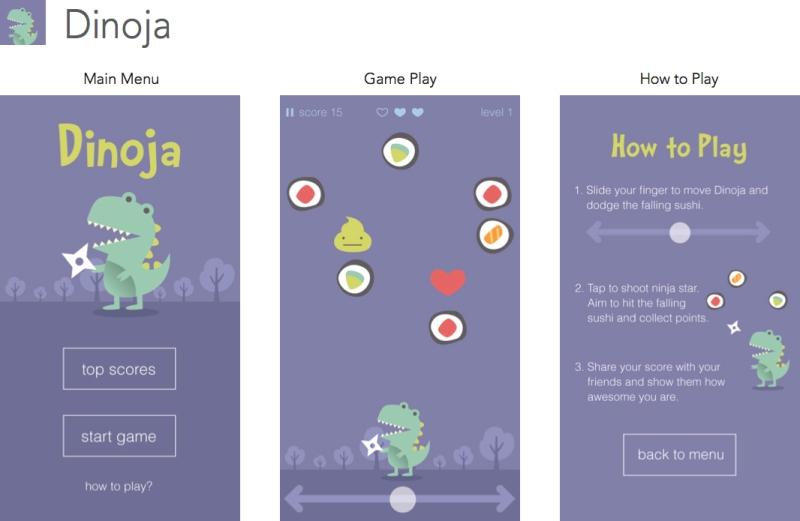 Dinoja App