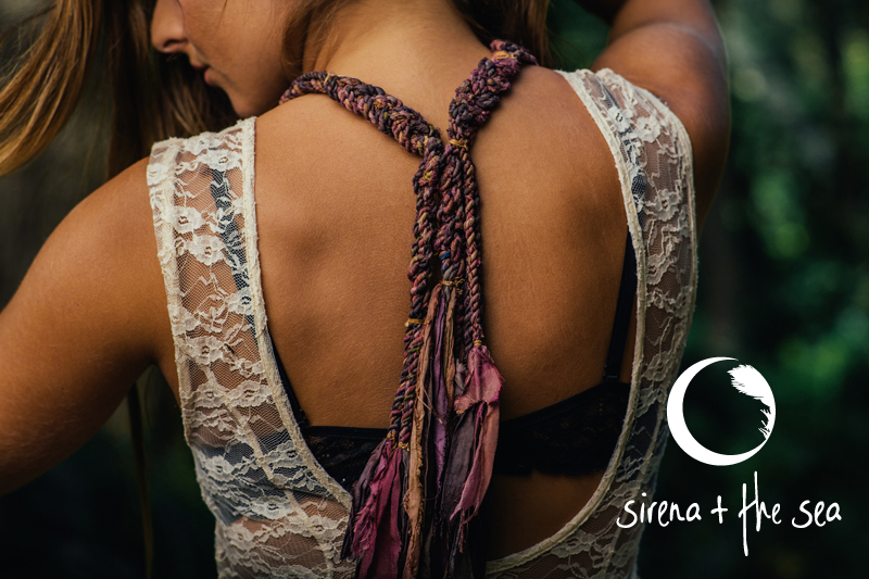 sirena + the sea logo