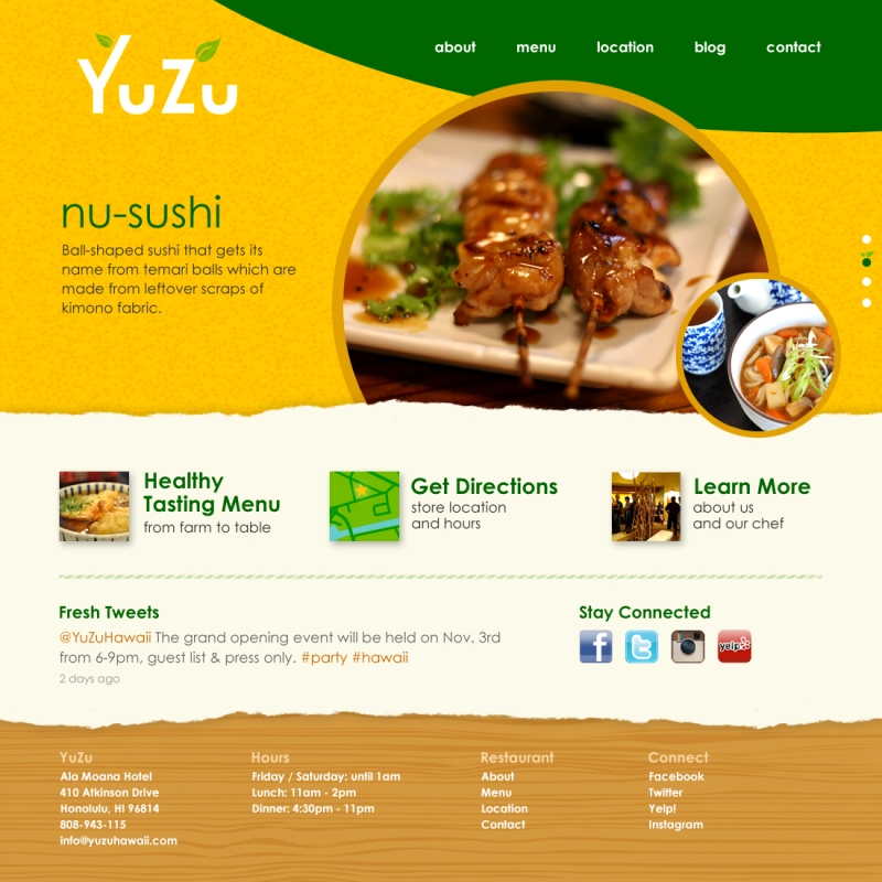 Yuzu Website