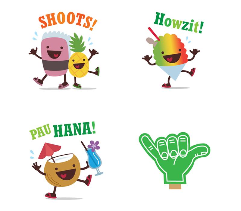 hawaii-stickers