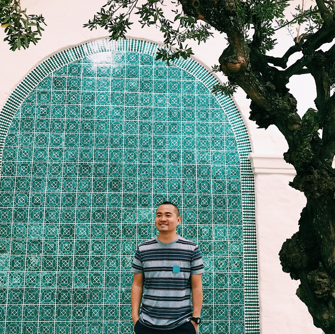 Nurry Kwan, graphic designer from Hawaii