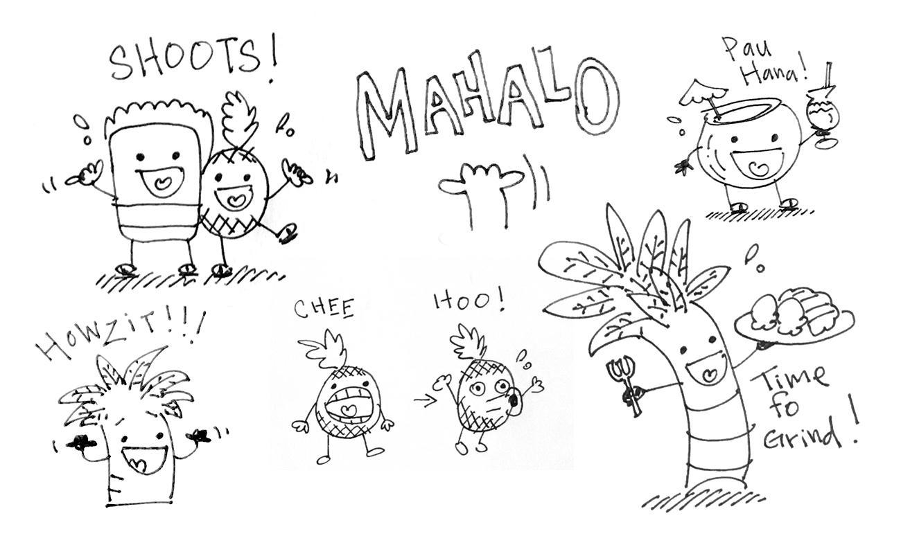 alohamoji-sketches