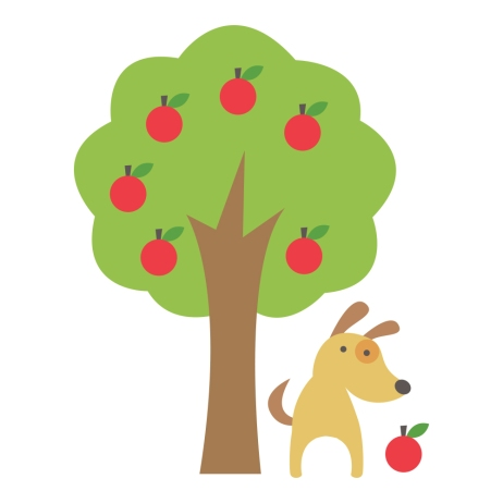 readtome-dog-art-appletree