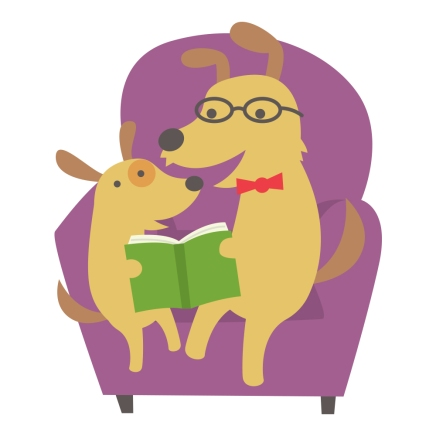 readtome-dog-art-storytime