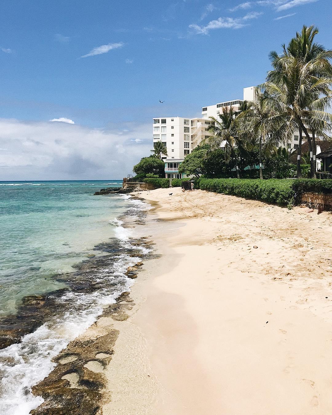 A hidden gem known as Makalei Beach